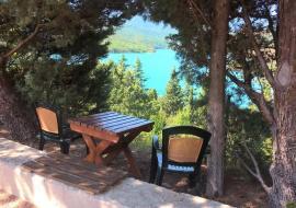 Изобильное отдых у озера - частный сектор Алушта