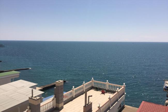 Крым отдых в городе Ялта, п. Массандра  Эллинг