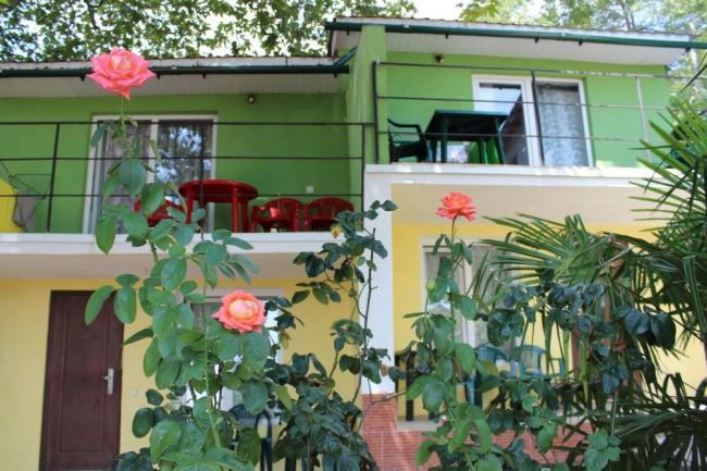 Гостевой дом в Мисхоре  крым активный отдых