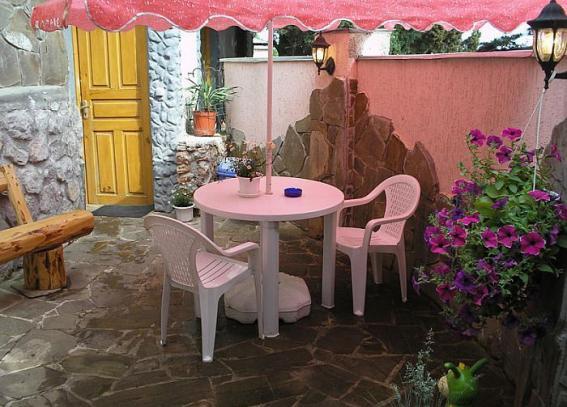 Урочище Аян-Дере студия Цветочный