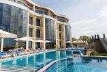 Алушта отель spa с бассейном  рядом с морем
