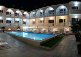 Марина - Алушта гостиница с бассейном