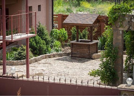 Отдых в горах Крыма  дом до 9 человек под ключ